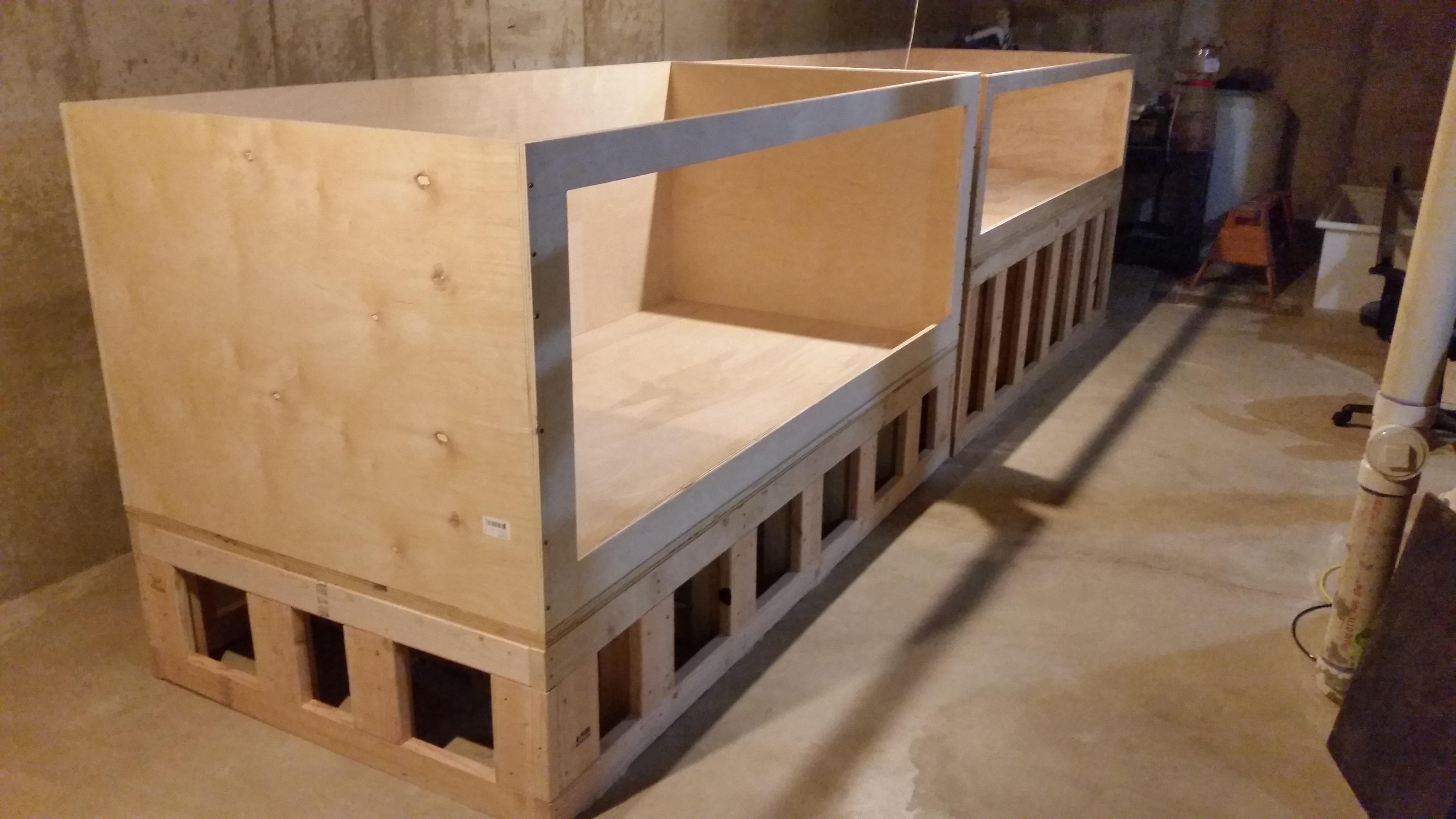 Alexgs Bat Plywood Build 2