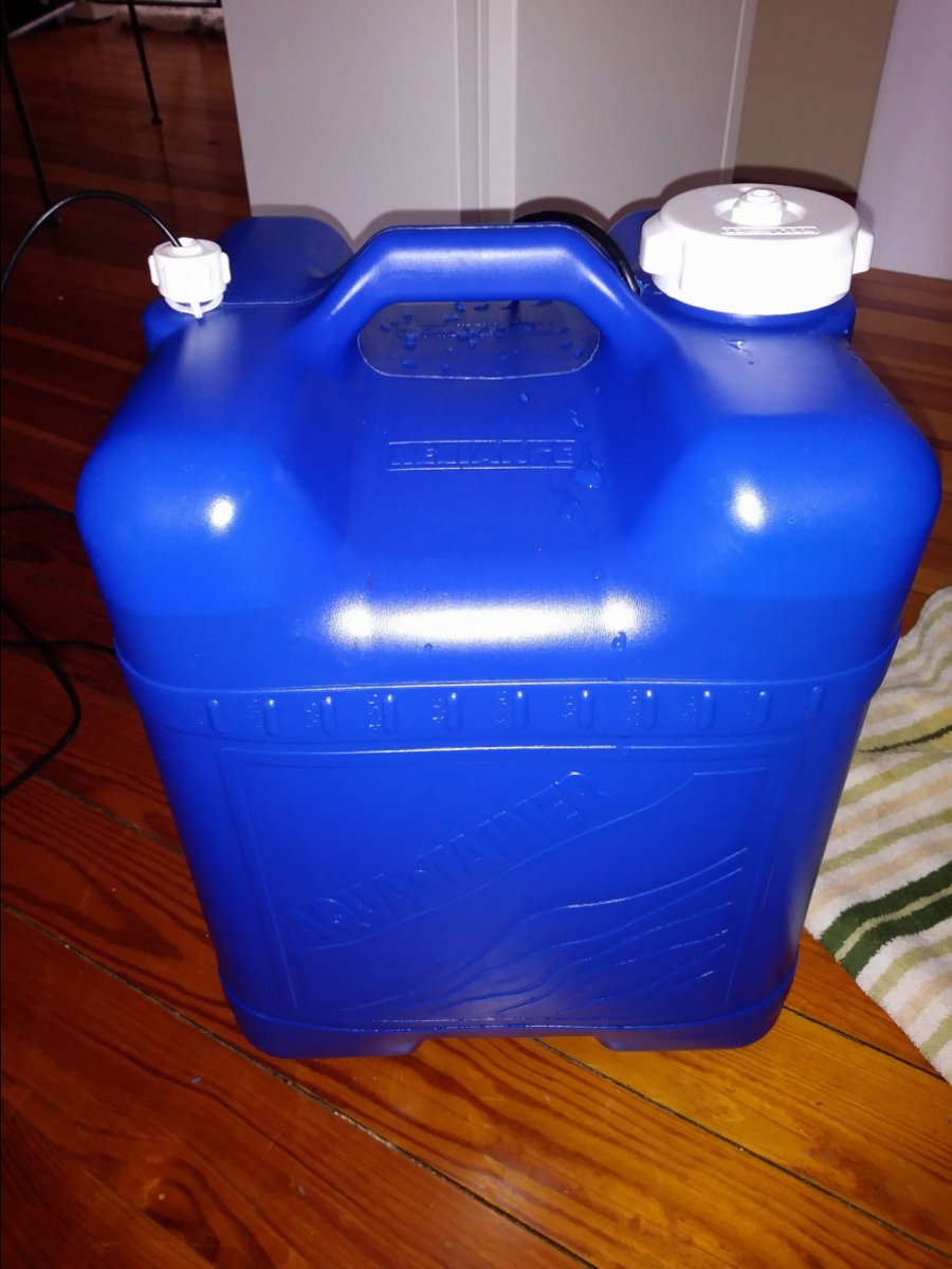 How many Gallons is your ATO Reservoir ??? | Page 3
