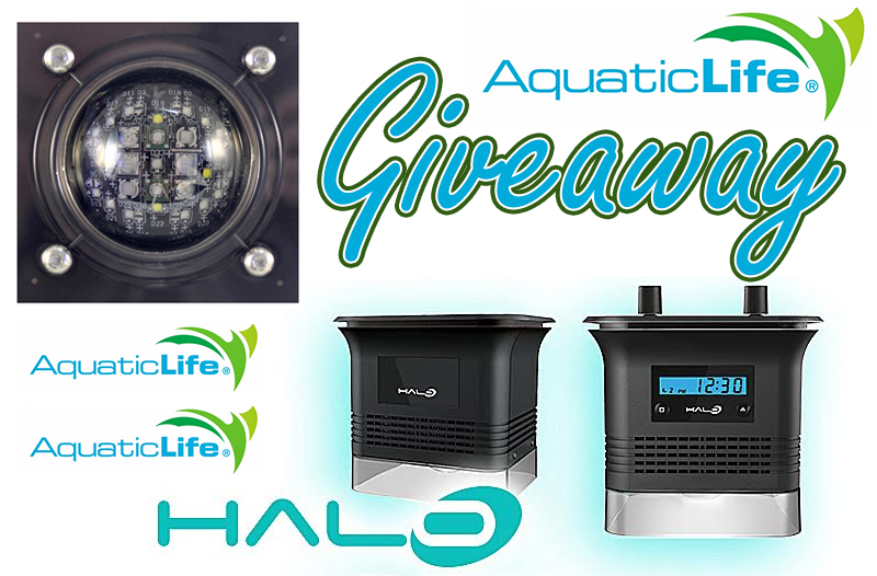 Aquatic Life Halo Led Complete Lighting Package Giveaway