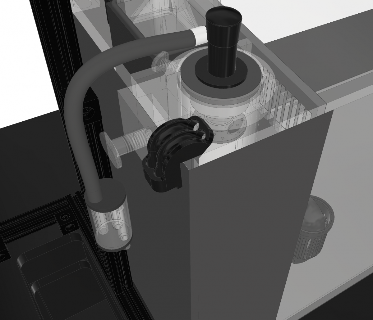 Combination hose bracket in tank.png
