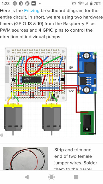 raspberry pi doser build question | REEF2REEF Saltwater and