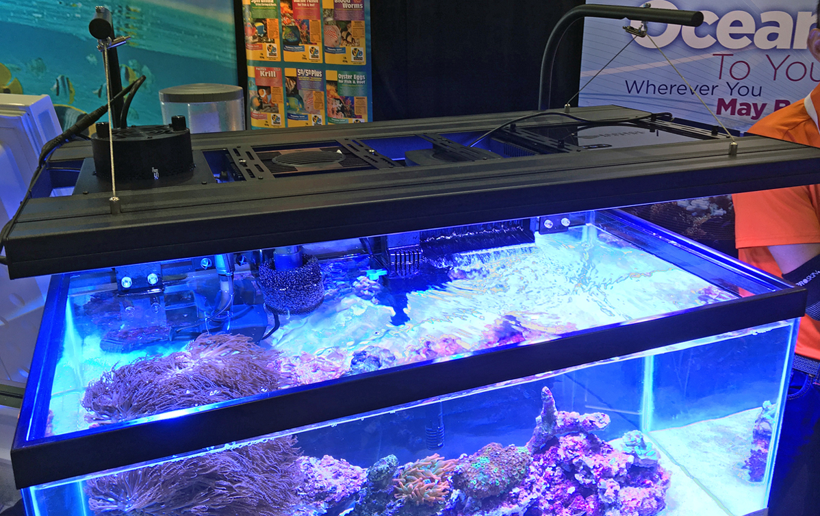 Aquatic Life Debuts The T5ho Hybrid Mounting System