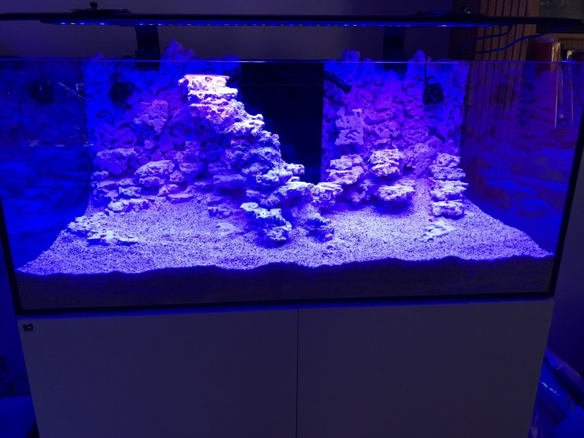 Aquascape With Stax Think Dimensionally Reef2reef Saltwater And Reef Aquarium Forum