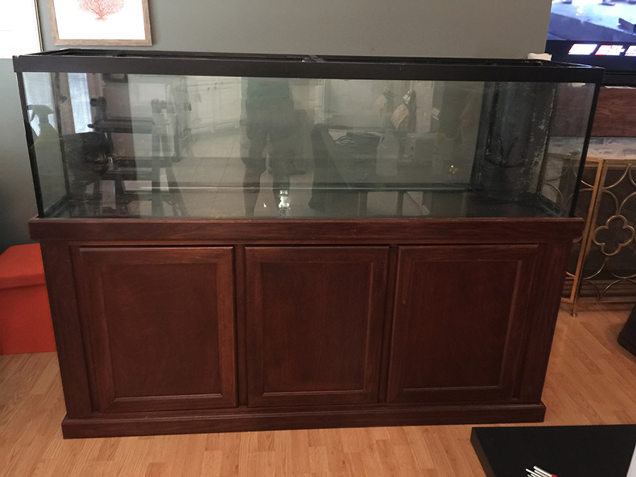 Marineland 125 gal tank stand 600 reef2reef for 125 gallon fish tank stand