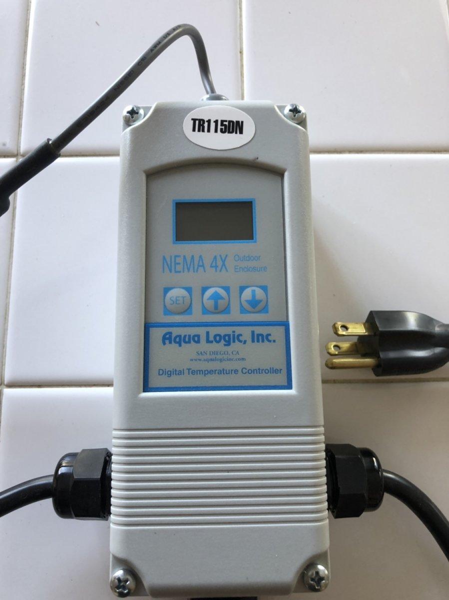 California - Digital Temperature Controller | REEF2REEF