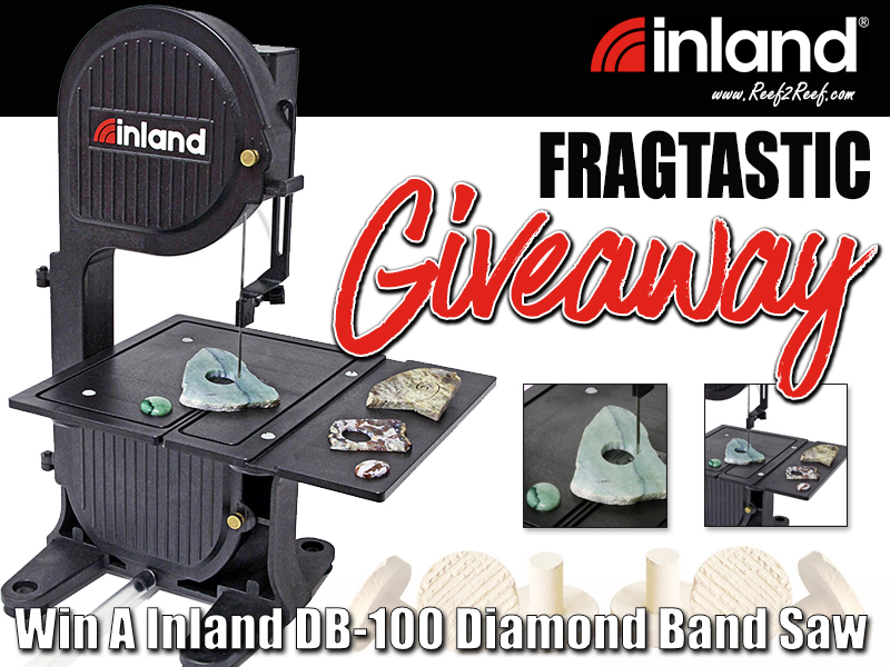 Inland Craft Fragtastic Giveaway! | REEF2REEF Saltwater and