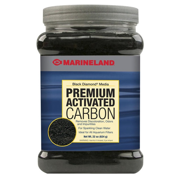seachem purigen or carbon granular activated carbon which is a
