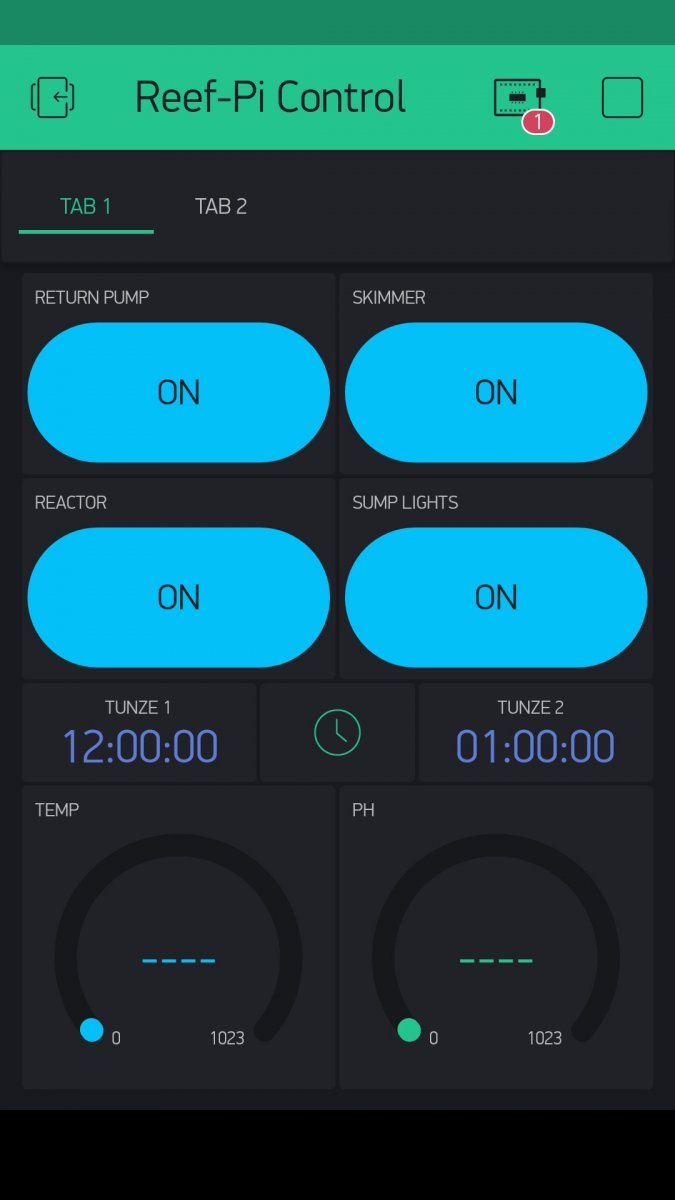 reef-pi :: An opensource reef tank controller based on
