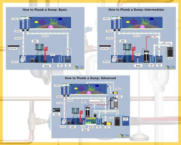 Sump    plumbing    basics   REEF2REEF    Saltwater    and    Reef       Aquarium    Forum