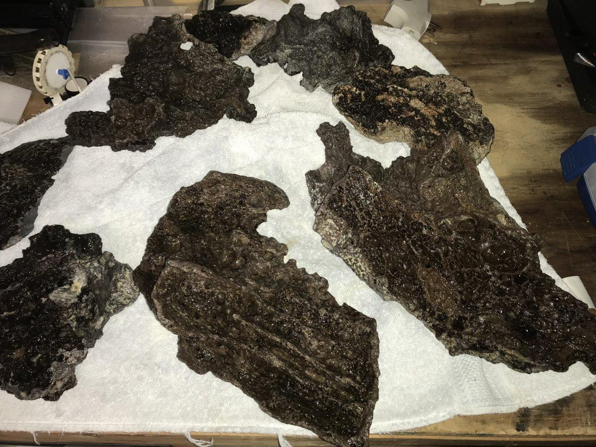 Rock identification - is this stuff reef safe? | REEF2REEF