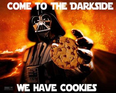 1 vader dark side cookies.jpg