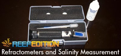 Refractometers And Salinity Measurement