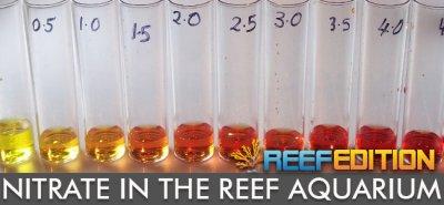 Nitrate in the Reef Aquarium