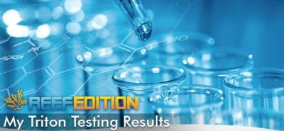 My Triton Testing Results