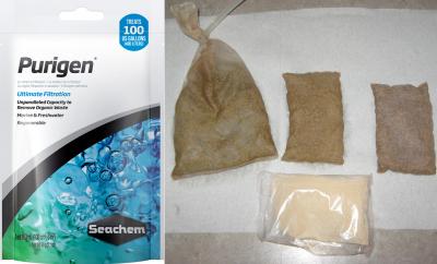 "How to ""Regenerate"" Seachem Purigen"