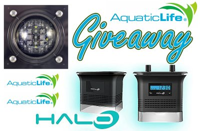 Aquatic Life Halo LED Complete Lighting Package Giveaway!