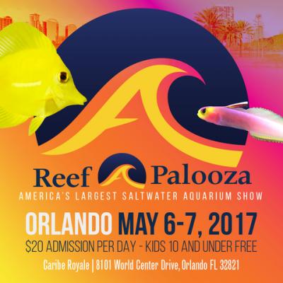 ReefAPalooza Orlando Getaway! WIN airfare, hotel & tickets for 2 to RAP Orlando 2017!