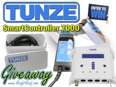 Tunze SmartController 7000 Giveaway!