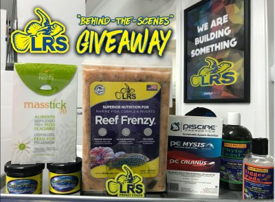 "LRS ""Behind-The-Scenes"" Giveaway"