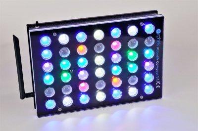 Orphek-Aquarium-LED-Lighting-Atlantik -Compact-V4-light -on -channel 1+2+4 .jpg