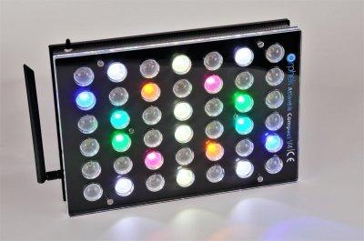 Orphek-Aquarium-LED-Lighting-Atlantik -Compact-V4-light -on -channel 1+4 .jpg