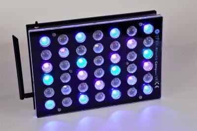 Orphek-Aquarium-LED-Lighting-Atlantik -Compact-V4-light -on -channel 2+3.jpg