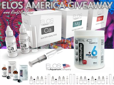Elos Test It and Feed It Giveaway | 3 Winners