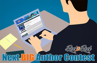 R2R's Next BIG Author Contest!! May the best article win!!