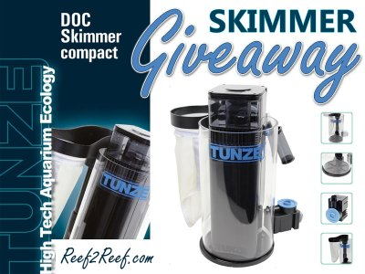 Enter to WIN a Tunze 9404 Skimmer!!