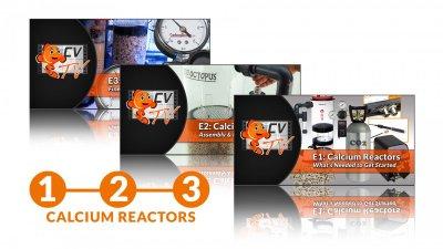 Calcium Reactors and Related Equipment Part 1