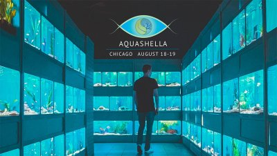 Aquashella releases an insane speaker lineup for Chicago!