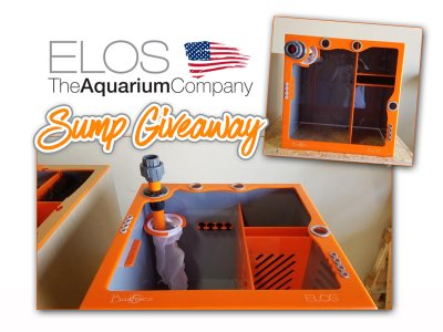 The ELOS Signature Sump Giveaway is ON NOW! Check it out!