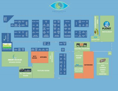 Aquashella Festival Official Floor Plan Just Released!