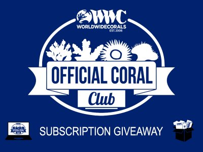 The WWC Coral Subscription Club GIVEAWAY! Win a subscription! (3 winners)