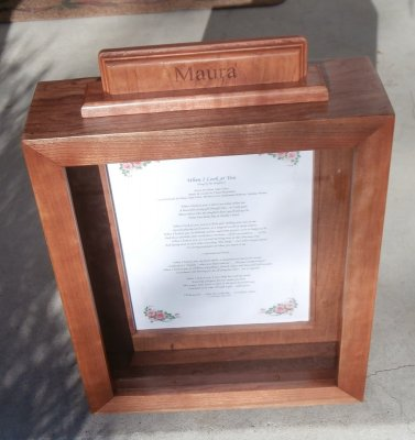 Completed Shadow Box - Angle View.JPG