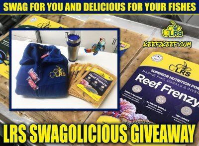 *** It's the LRS SWAGOLICIOUS GIVEAWAY!! ***