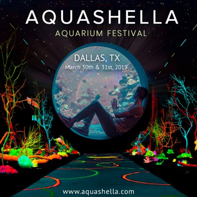 AQUASHELLA AQUARIUM FESTIVAL OFFERS ONE-OF-A-KIND EXPERIENCE WITH A CAUSE