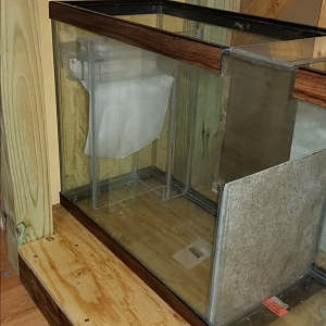 sump dry fit disaster